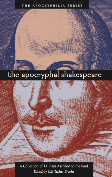 The Apocryphal Shakespeare