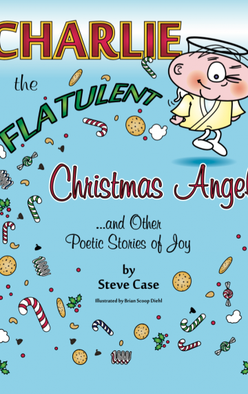 Charlie the Flatulent Christmas Angel