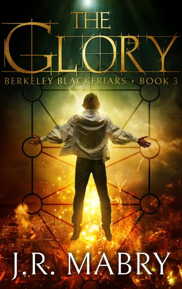 The Glory: Berkeley Blackfriars Book 3