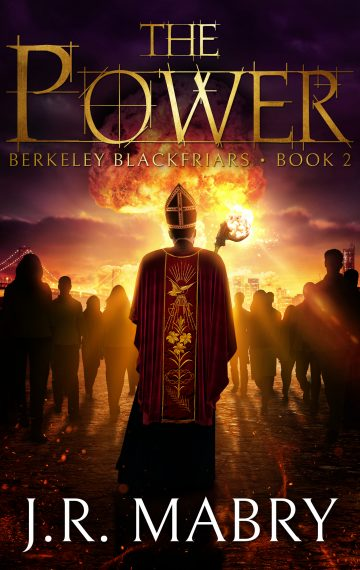 The Power: Berkeley Blackfriars Book 2